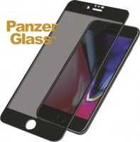 PanzerGlass Apple iPhone 6/6s/7/8 Plus Case Friendly Privacy CamSlider black