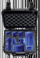 B&W Copter Case Type 3000 B černá s DJI Mavic 2 Inlay