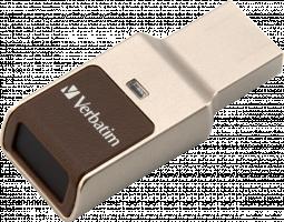 Verbatim Secure Drive 64GB Fingerprint USB 3.0