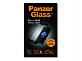 PanzerGlass Apple iPhone 6/6s/7/8 Case Friendly Privacy, black