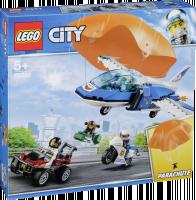 LEGO City 60208 Sky Police Parachute Arrest