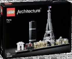 LEGO Architecture 21044 Paris