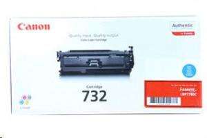 Canon CONTRACT Cartridge 732 Cyan HC, 6262B011