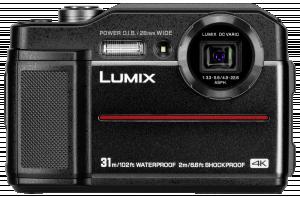Panasonic Lumix DC-FT7 černá