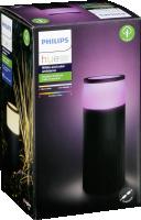 Philips Hue Calla LED Pedestal Lamp Extens. černá