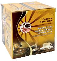 Caffe Pabios Extra Bar 150 Pads ESE