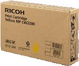 Ricoh Ink Cartridge MP CW2200 yellow