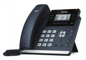 Yealink SIP-T42S, IP telefon (Skype for B.)