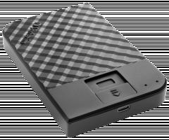 Verbatim Fingerprint Secure 2TB USB 3.1 Gen 1 USB-C 2,5