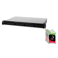 Synology RS819 NAS System 4-Bay 16TB inkl. 4x 4TB Seagate ST4000VN008