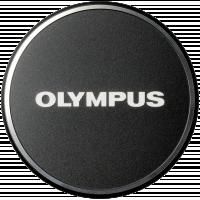 Olympus - Kryt objektivu LC-48B pro M1718, černá
