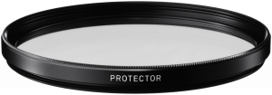 Sigma, ochraný filtr