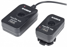 Kaiser FlashTrig 16 Radio Trigger for Studio Flash 7016