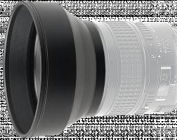 Kaiser Lens Hood 3 in 1 55 mm