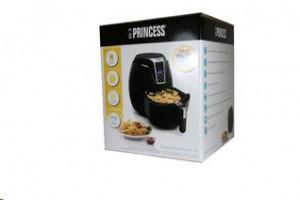 Princess horkovzdušná fritéza XL 3,2L černá nová verze (01.182021.01.001)