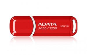 ADATA USB UV150 32GB červená barva (USB 3.0)