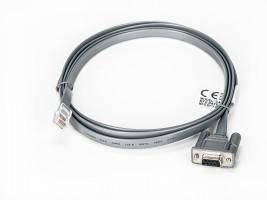 RJ45 to DB9F Cross kabel