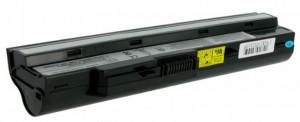 Whitenergy baterie pro MSI Wind U100 11.1V Li-Ion 4400mAh černá - neoriginální