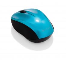 VERBATIM Bezdrátová laserová myš GO Nano – Blue