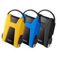 A-Data Durable HD680 1TB USB3.1 černá