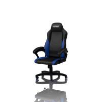 Nitro Concepts C100 Gaming židle - černá/modrá