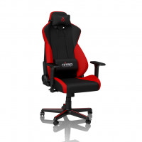 Nitro Concepts S300 Gaming židle - Inferno červená