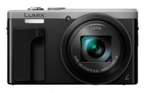 Panasonic Lumix DMC-TZ81 stříbrná