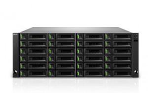 SAN QSAN XCubeSAN XS1224D DualCtrl 24x HDD SAS/SATA 4GB