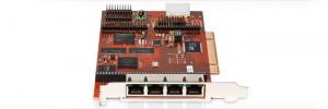 Beronet Gateway Baseboard 4-16 kanálů (Stand-Alone-Box)