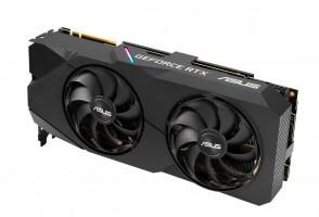 ASUS GeForce RTX 2080 Dual O8G EVO, 8192 MB GDDR6