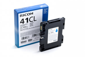 Ink Cartridge Ricoh GC41 cyan LC