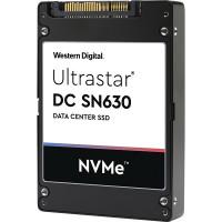 Drive server SSD Western Digital Ultrastar DC SN630 WUS3BA196C7P3E3 (960 GB; 2.5 Inch; PCIe NVMe 3.0 x4)