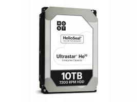 Drive server HDD Western Digital Ultrastar DC HC510 (He10) HUH721010ALN604 (10 TB; 3.5 Inch; SATA III)