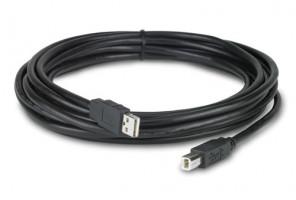 NetBotz USB Latching Cable, Plenum - 5m
