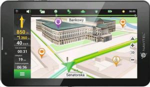 Navitel T700 3G Revolution - Mapy 45 Zemí Evropy a celého Ruska