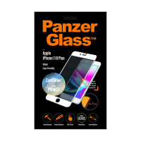 PanzerGlass Apple iPhone 6/6s/7/8 Plus Case Friendly Privacy CamSlider white