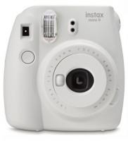 Fujifilm Instax Mini 9 bílý + etui i wkład 1pack