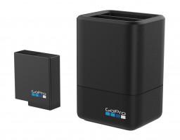 GoPro duální nabíječka + akumulátor (HERO5 Black)
