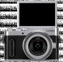 Panasonic Lumix DC-GX880 sada black/silver + H-FS 12-32 mm
