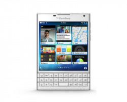 BlackBerry Passport, bílá