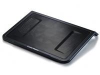 "COOLERMASTER chladicí ALU podstavec NotePal L1 pro NTB 12-17"" black, 16cm fan (R9-NBC-NPL1-GP)"