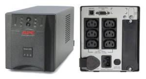 APC Smart-UPS 750VA 230V USB s UL approval (SUA750IX38)