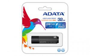 ADATA Flash Disk 32GB USB 3.0 Superior S102 Pro, hliníkový (R: 100MB / W: 50MB)