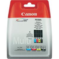 Canon CLI-551CMYK - originální
