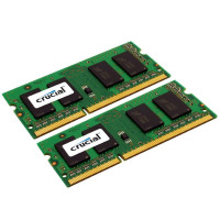 Crucial 8GB (2x4GB) DDR3 1333 MT PC3-10600 SODIMM 204pin pro Mac