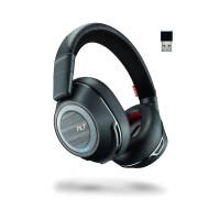 Plantronics Voyager 8200 UC Bluetooth Headset Black USB-C