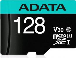 ADATA MicroSDXC 128GB AUSDX128GUI3V30SA2-RA1