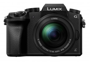 Panasonic Lumix DMC-G70 + G VARIO 12-60 mm