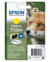 Epson Ink žlutá T1284 (C13T12844012)