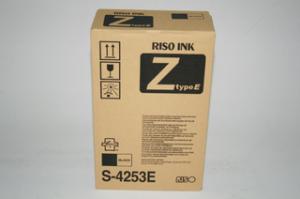 Riso Ink černá Z-Type (S-4253E) - originální